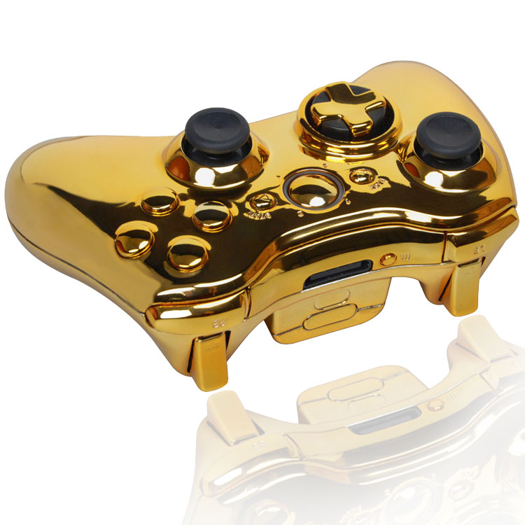 Search over 1000  ControllersXbox 360 Controller Designs Gold
