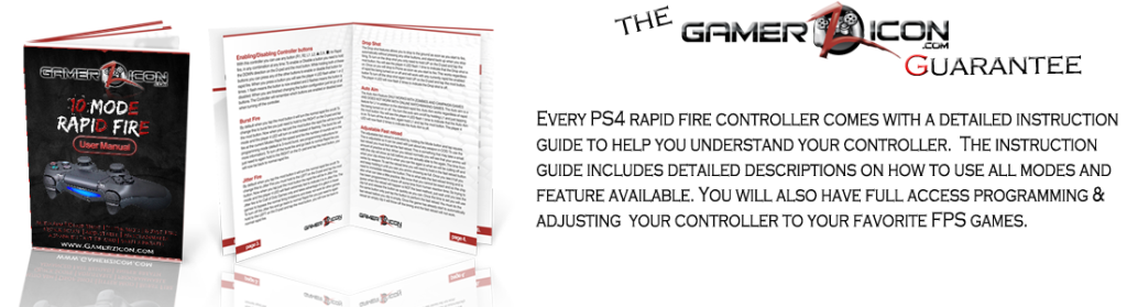 PS4 Web Instruction Manual
